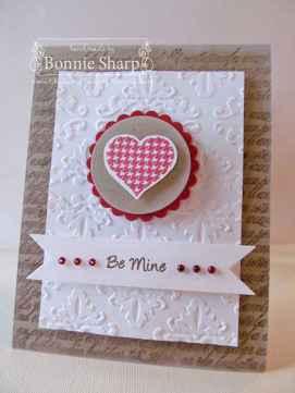 50 Romantic Valentines Cards Design Ideas (22)