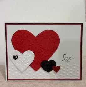 50 Romantic Valentines Cards Design Ideas (24)
