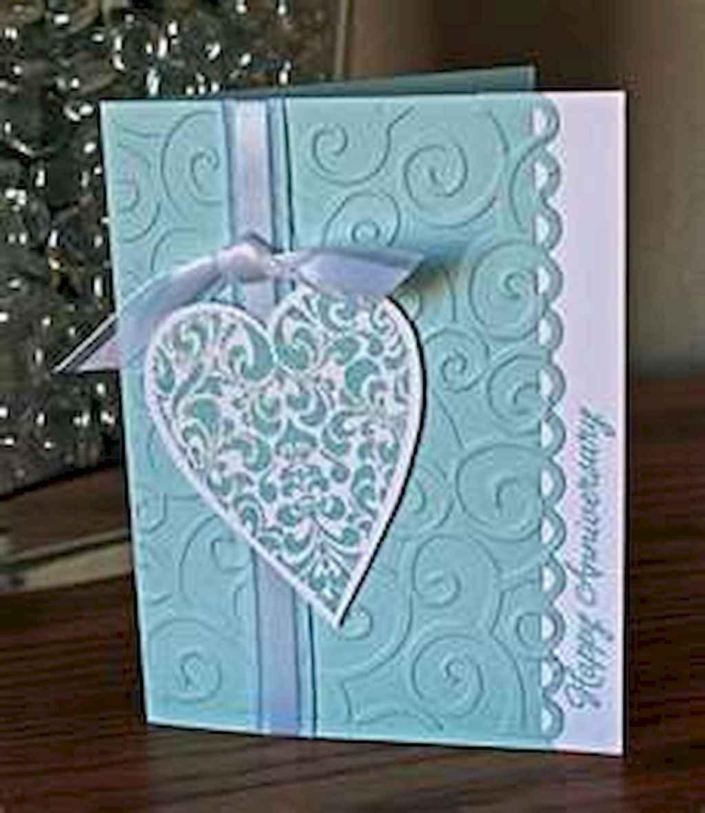 50 Romantic Valentines Cards Design Ideas (29)
