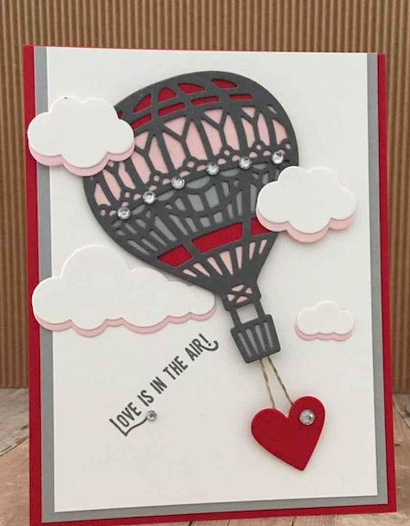 50 Romantic Valentines Cards Design Ideas (4)