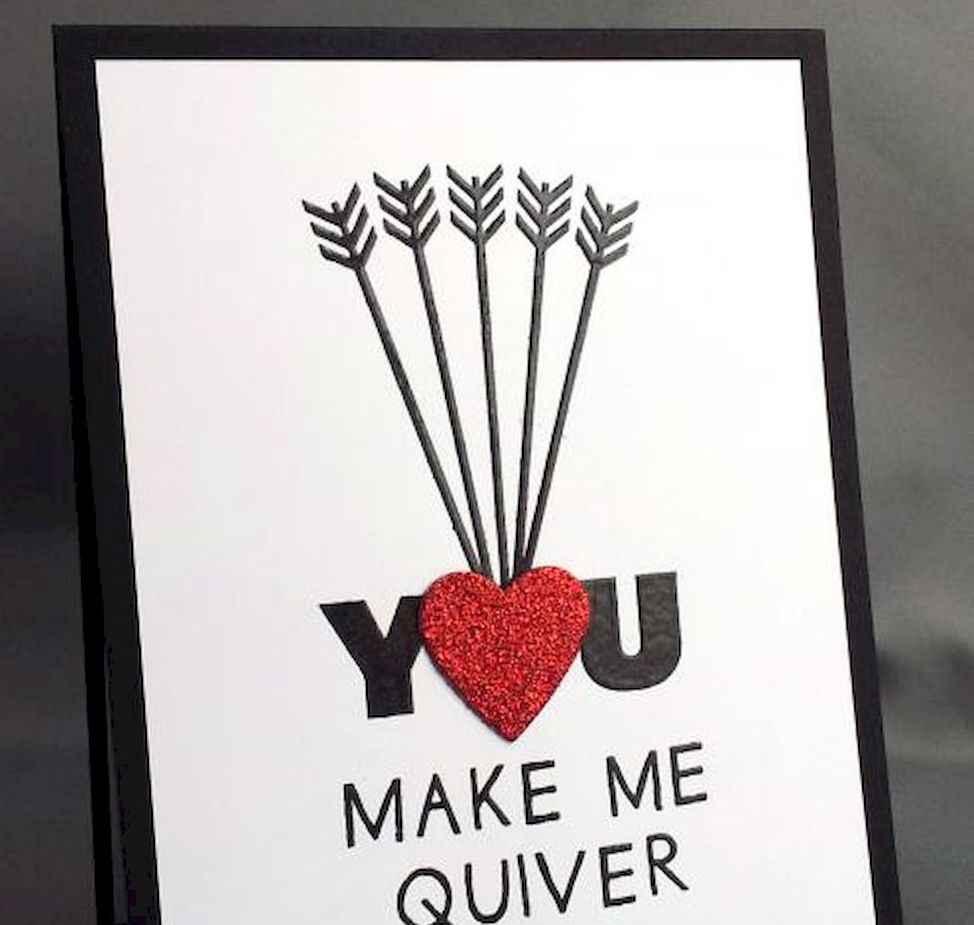 50 Romantic Valentines Cards Design Ideas (41)