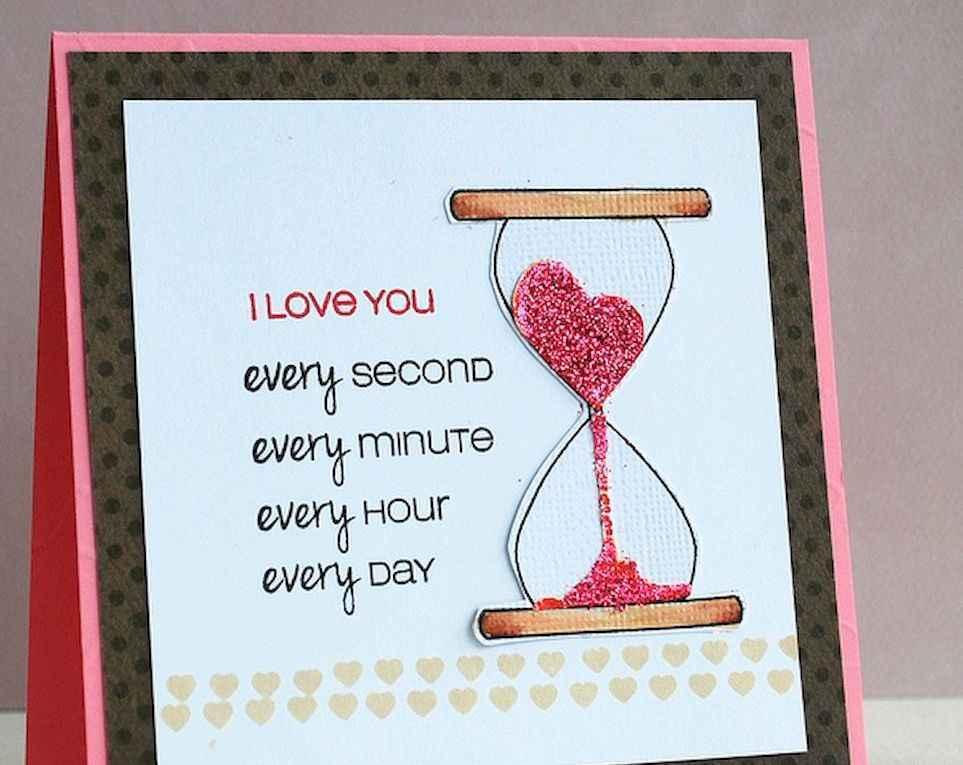 50 Romantic Valentines Cards Design Ideas (9)