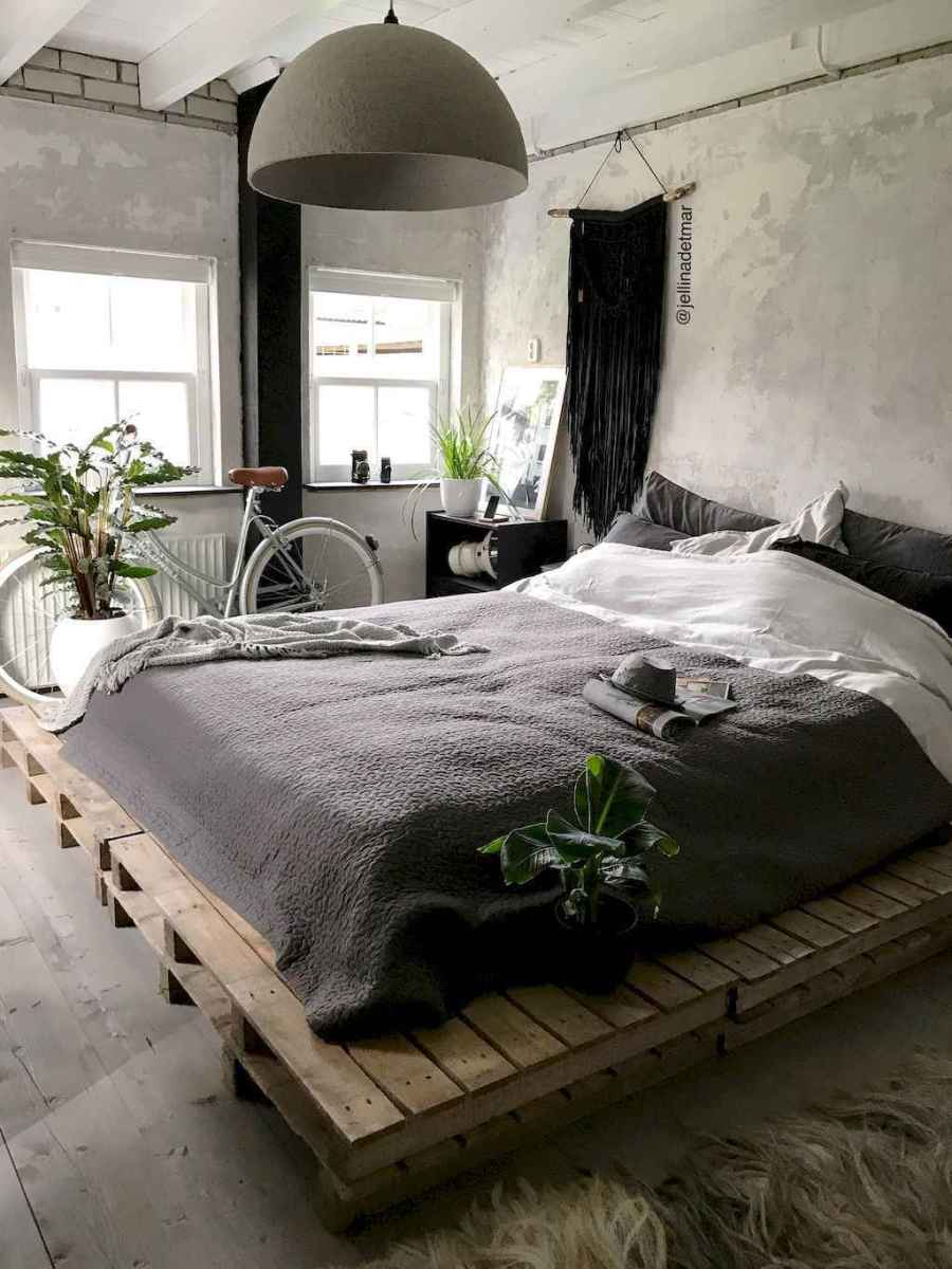 50 Stunning Vintage Apartment Bedroom Decor Ideas (47)