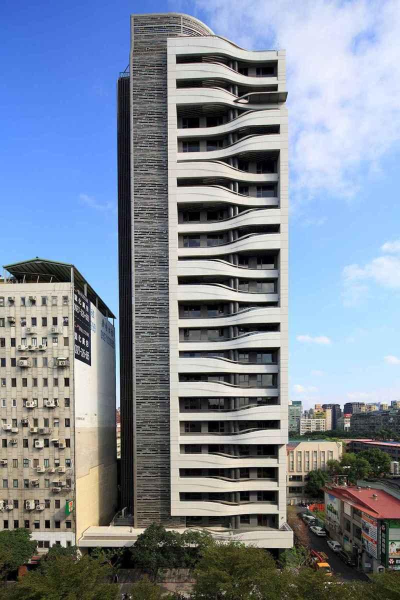 50 marvelous Modern Facade Apartment Decor Ideas (10)