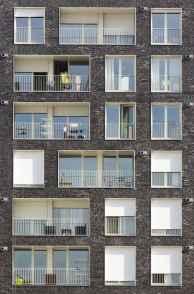 50 marvelous Modern Facade Apartment Decor Ideas (20)