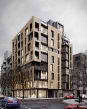 50 marvelous Modern Facade Apartment Decor Ideas (46)