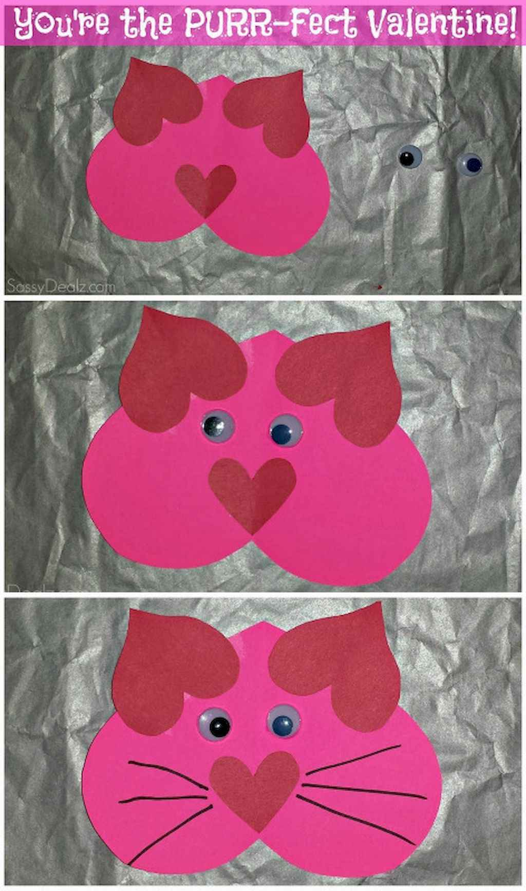 60 Romantic Valentines Crafts Ideas On A Budget (12)