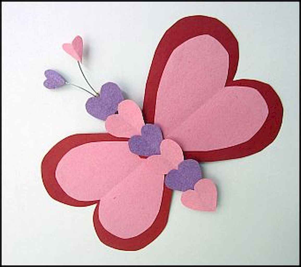 60 Romantic Valentines Crafts Ideas On A Budget (38)