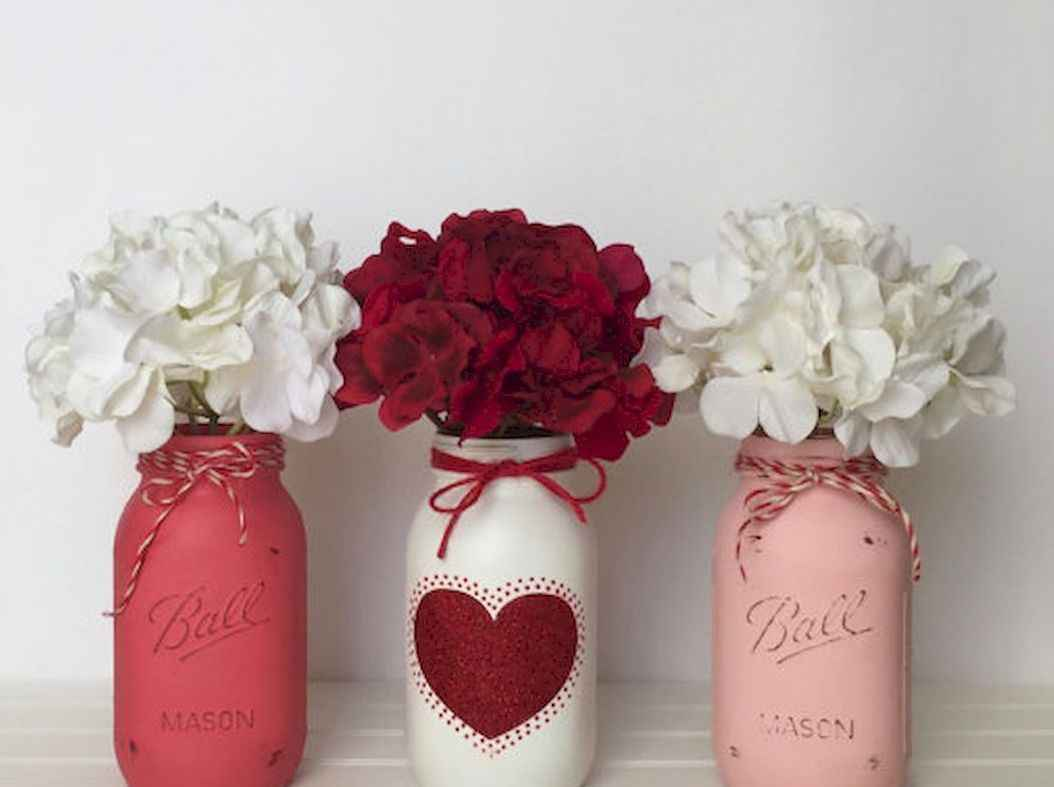 60 Romantic Valentines Crafts Ideas On A Budget (39)