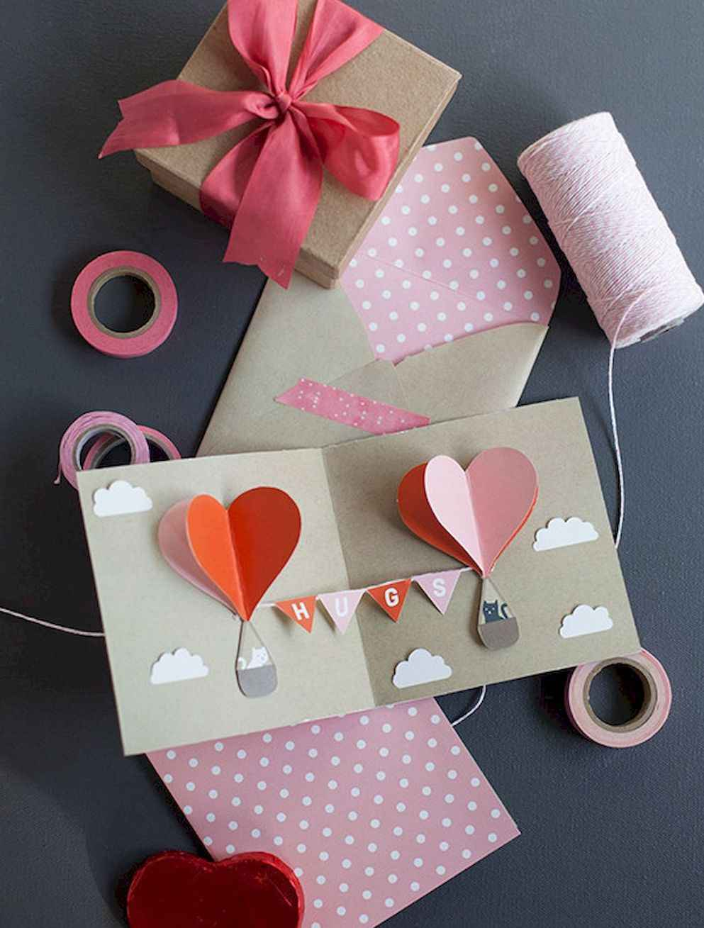 60 Romantic Valentines Crafts Ideas On A Budget (4)