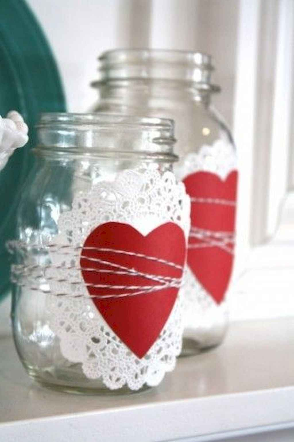60 Romantic Valentines Crafts Ideas On A Budget (52)