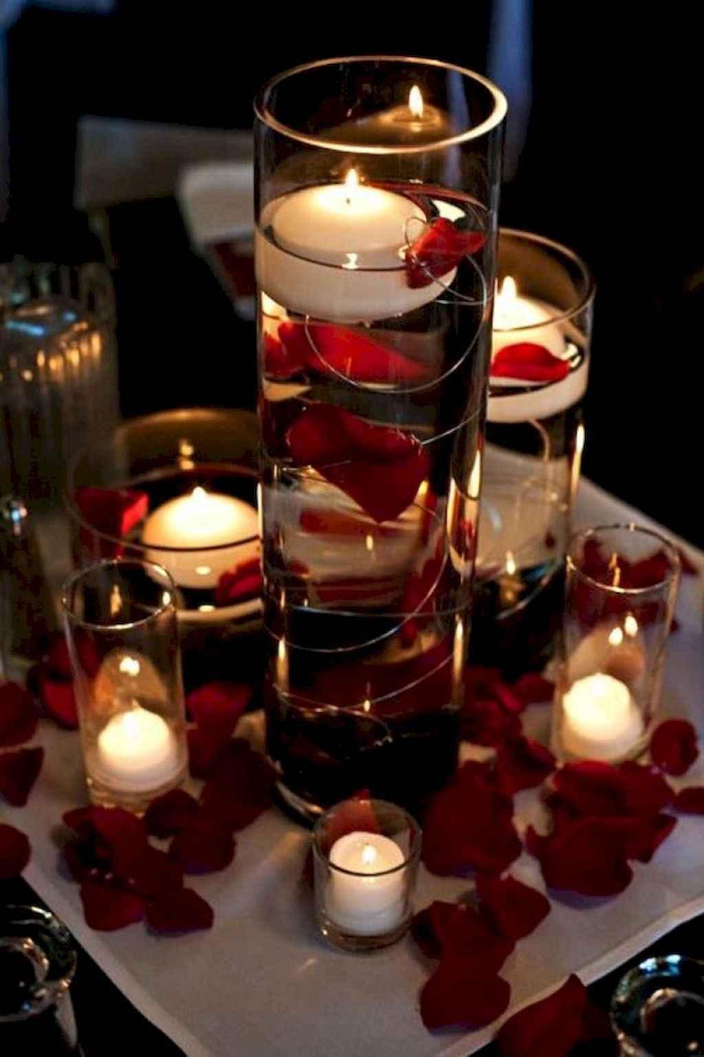 66 Romantic Valentines Table Settings Decor Ideas (5)