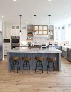 70 Cool Modern Apartment Kitchen Decor Ideas (12)