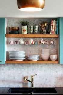 70 Cool Modern Apartment Kitchen Decor Ideas (64)