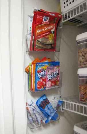 70 Surprising Apartment Kitchen Organization Decor Ideas (12)