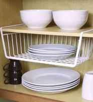 70 Surprising Apartment Kitchen Organization Decor Ideas (20)