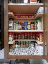 70 Surprising Apartment Kitchen Organization Decor Ideas (9)