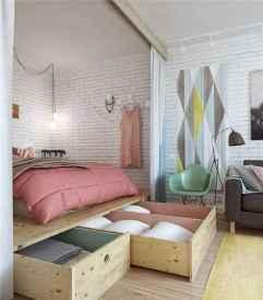 77 Magnificent Small Studio Apartment Decor Ideas (40)