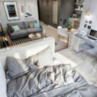 77 Magnificent Small Studio Apartment Decor Ideas (54)