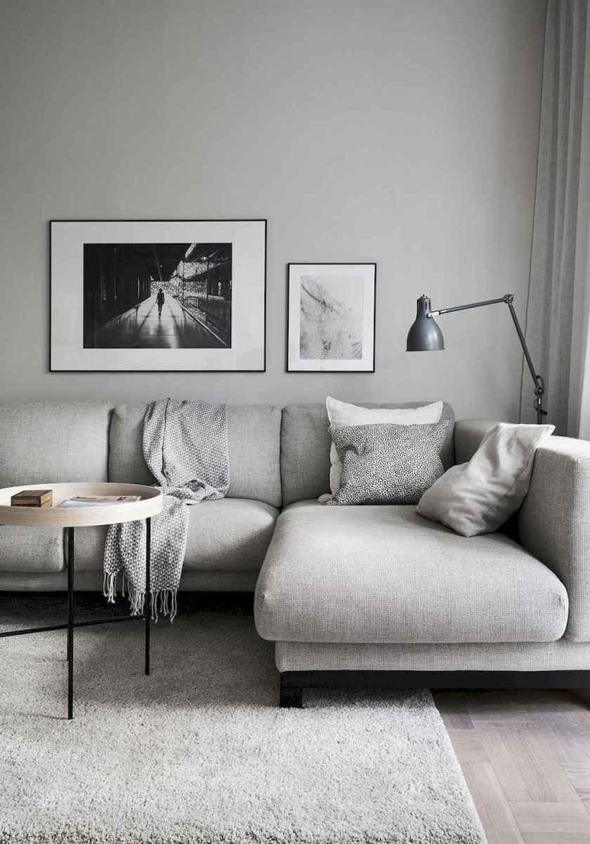 80 Pretty Modern Apartment Living Room Decor Ideas (18)