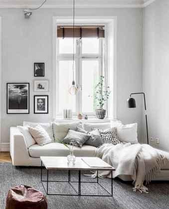 80 Pretty Modern Apartment Living Room Decor Ideas (29)