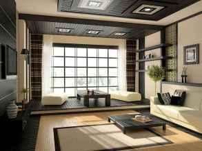 80 Pretty Modern Apartment Living Room Decor Ideas (30)