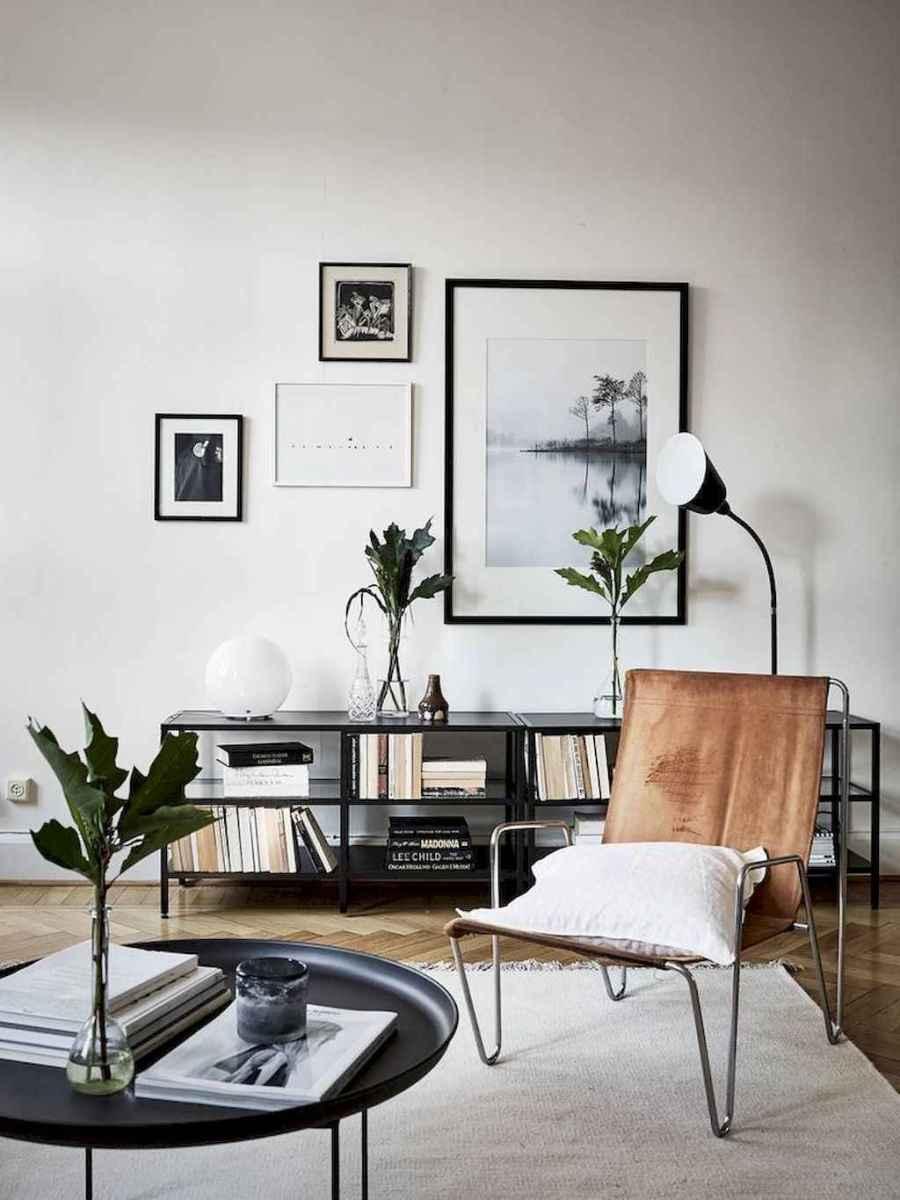 80 Pretty Modern Apartment Living Room Decor Ideas (42)