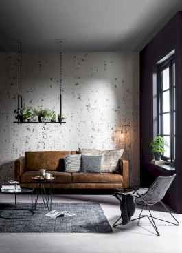 80 Pretty Modern Apartment Living Room Decor Ideas (46)