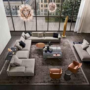 80 Pretty Modern Apartment Living Room Decor Ideas (47)