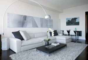 80 Pretty Modern Apartment Living Room Decor Ideas (61)