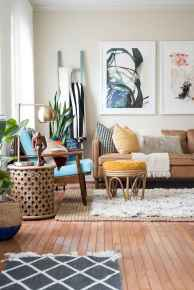 80 Pretty Modern Apartment Living Room Decor Ideas (73)