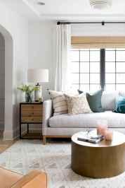 80 Smart Solution Small Apartment Living Room Decor Ideas (29)