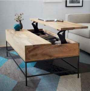 80 Smart Solution Small Apartment Living Room Decor Ideas (5)
