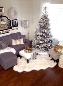 80 Smart Solution Small Apartment Living Room Decor Ideas (50)