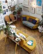 88 Beautiful Apartment Living Room Decor Ideas With Boho Style (11)