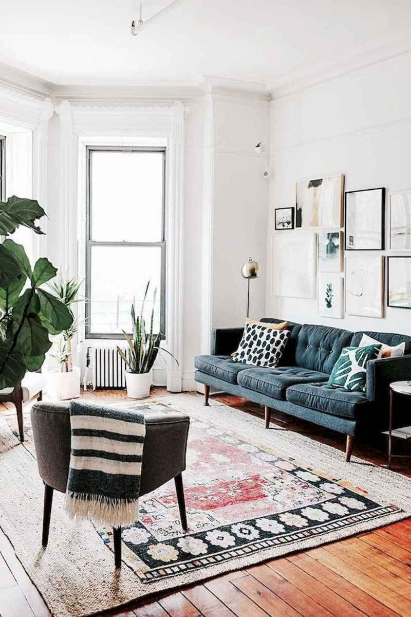 88 Beautiful Apartment Living Room Decor Ideas With Boho ...