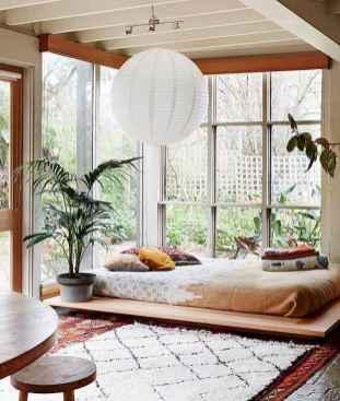 88 Beautiful Apartment Living Room Decor Ideas With Boho Style (64)