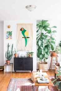 88 Beautiful Apartment Living Room Decor Ideas With Boho Style (7)
