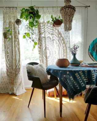 88 Beautiful Apartment Living Room Decor Ideas With Boho Style (82)