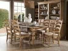 100 Rustic Farmhouse Dining Room Decor Ideas (100)