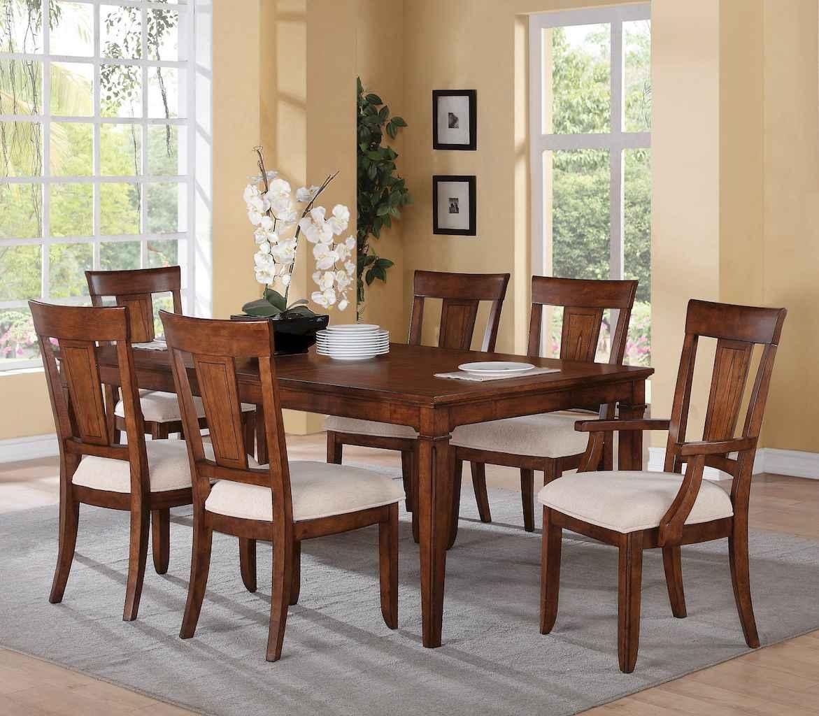 100 Rustic Farmhouse Dining Room Decor Ideas (101)
