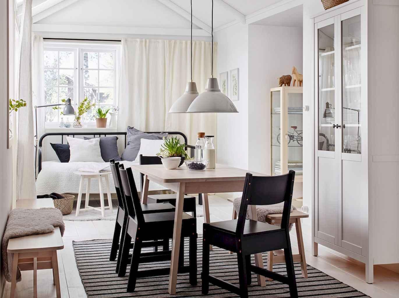 100 Rustic Farmhouse Dining Room Decor Ideas (12)
