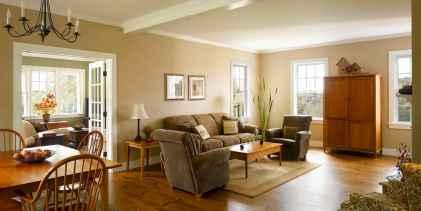 100 Rustic Farmhouse Dining Room Decor Ideas (18)