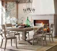 100 Rustic Farmhouse Dining Room Decor Ideas (19)