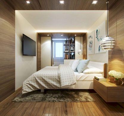 100 Stunning Farmhouse Master Bedroom Decor Ideas (11)