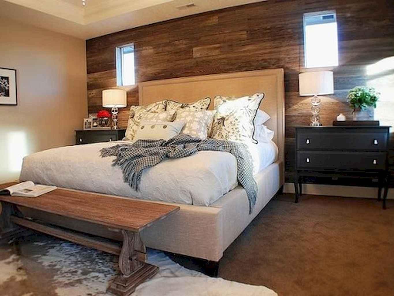 100 Stunning Farmhouse Master Bedroom Decor Ideas (21)