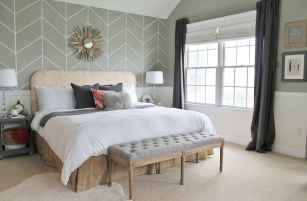 100 Stunning Farmhouse Master Bedroom Decor Ideas (27)