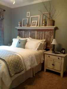 100 Stunning Farmhouse Master Bedroom Decor Ideas (45)