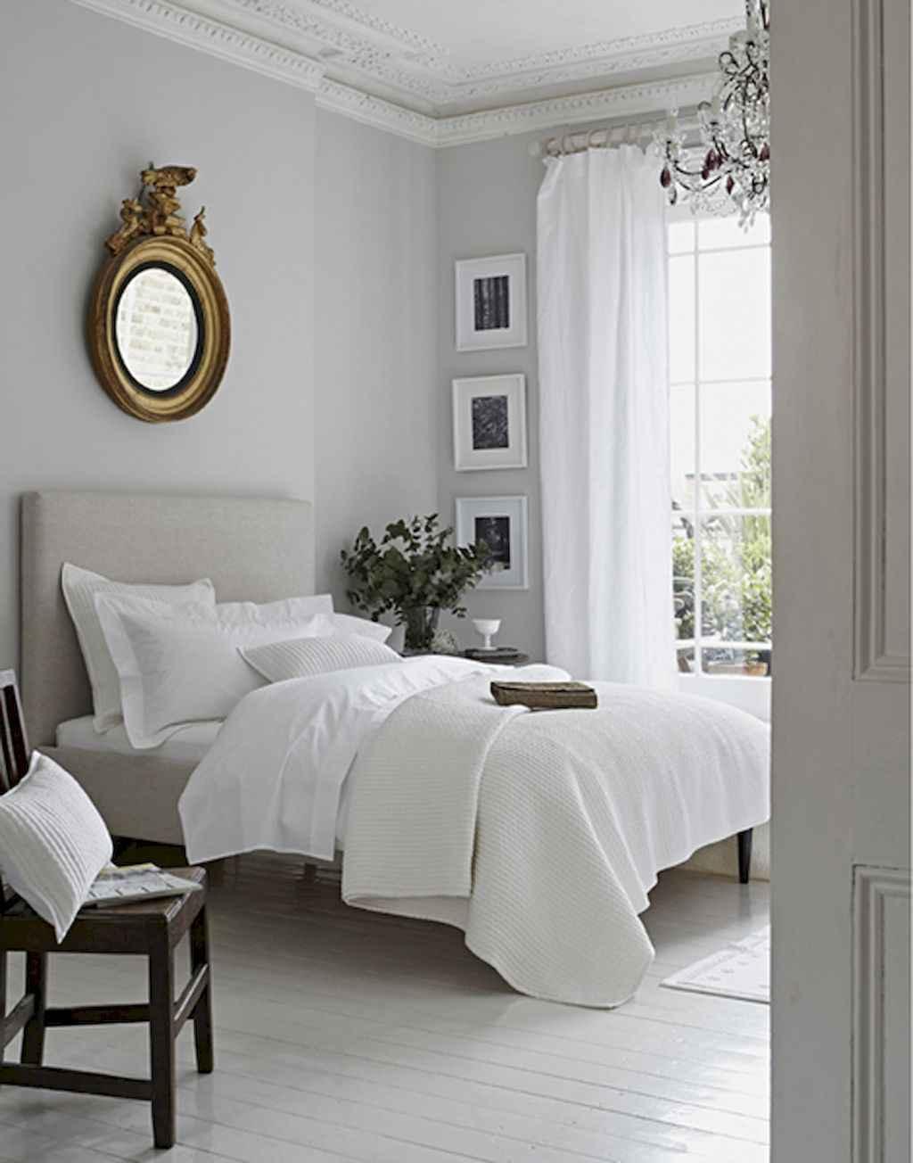 100 Stunning Farmhouse Master Bedroom Decor Ideas (53)
