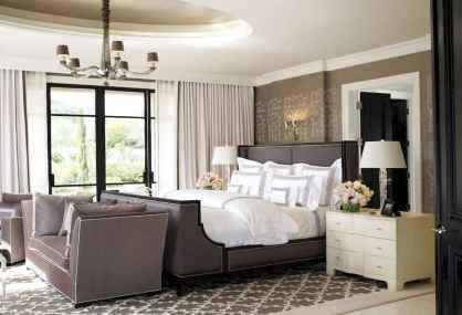 100 Stunning Farmhouse Master Bedroom Decor Ideas (61)
